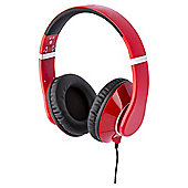 Technika DJ Over Ear Headphone Red