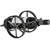Cannon - Metal Single Wine Bottle Holder - Black