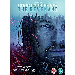 The Revenant DVD