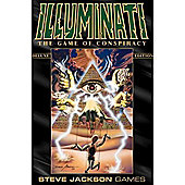 Deluxe Illuminati Card Game