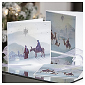 Religious 3 Kings Christmas Cards, 10 pack