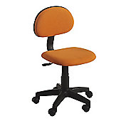 Hispanohogar Kids Office Chair - Orange