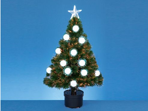 Premdec Ft111419 Fibre Optic Eva Tree Wte 80Cm
