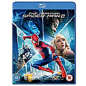 The Amazing Spider-Man 2 - Bluray - receive a Free Toy - worth £9.99. Subject to availability. Character may vary