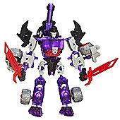 Transformers Construct Bots Beast Hunters Megatron - 55 Pieces