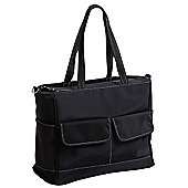 Tippitoes Weekender Changing Bag (Black)