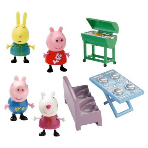Peppa Pig Theme Park And Accessory Pack