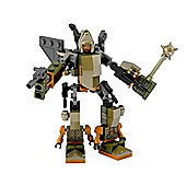 Kre-o Transformers Micro Change Combiner Grimstone - Action Figures