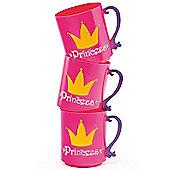 Princess Mugs (Pack of 4)