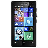 Tesco Mobile Microsoft Lumia 435 Black