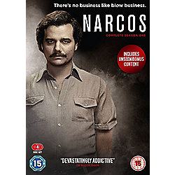 Narcos Season 1 DVD