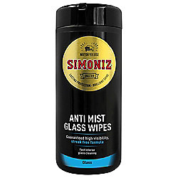 Simoniz Anti Mist Glass Wipes Tub