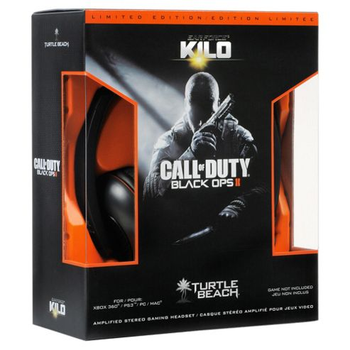 Turtle Beach Call of Duty Black Ops II KILO Headset