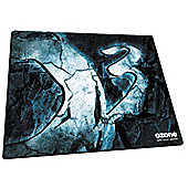 Ozone Rock Micro-Texture Cloth Mousepad - Blue