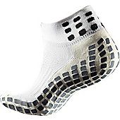 Trusox Ankle Length Sock - White