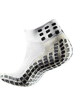 Trusox Ankle Length Sock - White
