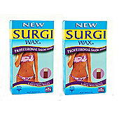 One Touch / Surgi Large Refill Wax 2oz (56 grams each) - TWIN Pack