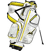 Mizuno Mens Eight50 Golf Bag (Stand) in Red
