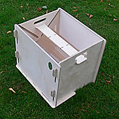 Skinner Moth Trap, Self Assembly