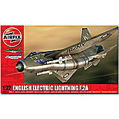 Airfix A04054 English Electric Lightning F.2A 1:72 Aircraft Model Kit