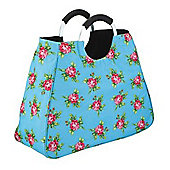 Coolmovers Reusable Floral Shopping Bag, 17 Litre