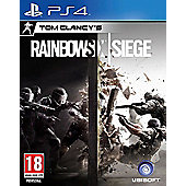 Tom Clancy's Rainbow Six: Siege PS4
