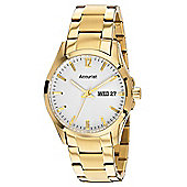 Accurist Gents White Watch MB985W