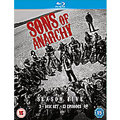 Sons Of Anarchy Season 5 (Blu-Ray Boxset)