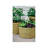 Vegetable patio planters