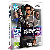 PSA World Tour Squash 2015 - NintendoWii
