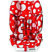 Cosatto Scootle 123 Car Seat (Red Bubble)