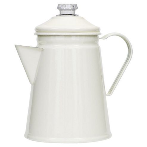 VICTOR Enamel Coffee Percolator