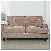 Kensington Fabric Small Sofa Biscuit