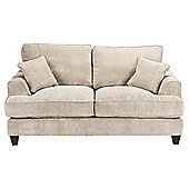 Kensington Fabric Small 2 Seater Sofa Biscuit