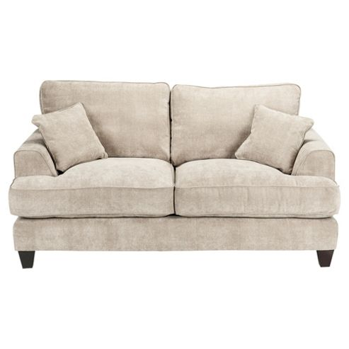 Kensington Fabric Small 2 seater  Sofa Biscuit