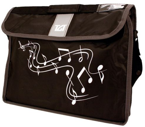 TGI Music Carrier Plus - Black