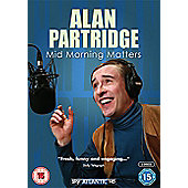 Alan Partridge Mid Morning Matters (DVD Boxset)