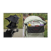 DIONO Buggy Bundle - Buggy Buddy & Shade Maker Canopy