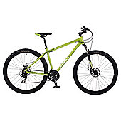 "Mtrax Graben 29er Hardtail Mountain Bike, 18"" Frame, Designed by Raleigh"