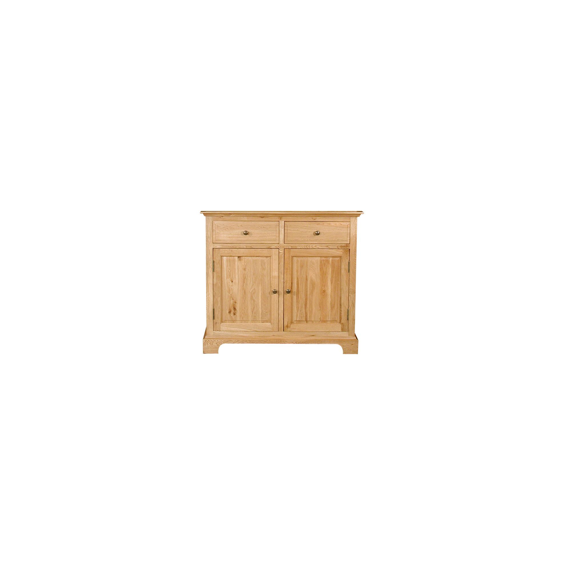 Alterton Furniture Yorke Oak Glazed Sideboard at Tesco Direct