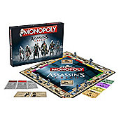 Monopoly Assassin's Creed Board Game