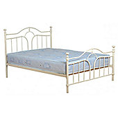 Home Essence Keswick High Foot End Bed - Double