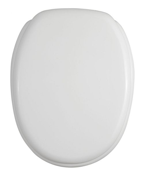 Wenko Lombok Toilet Seat in White