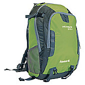 Yellowstone Adventurer Rucksack, Green 40L