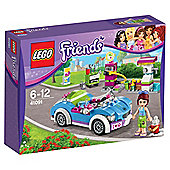 LEGO Friends Mia's Roadster 41091