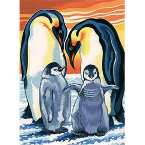 Junior PBN - Penguin