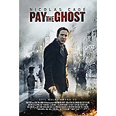 Pay The Ghost DVD