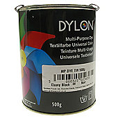 Dylon Multi-Purpose Dye - Ebony Black - 500ml