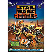 Star Wars Rebels: Spark of Rebellion (Movie Teaser DVD)