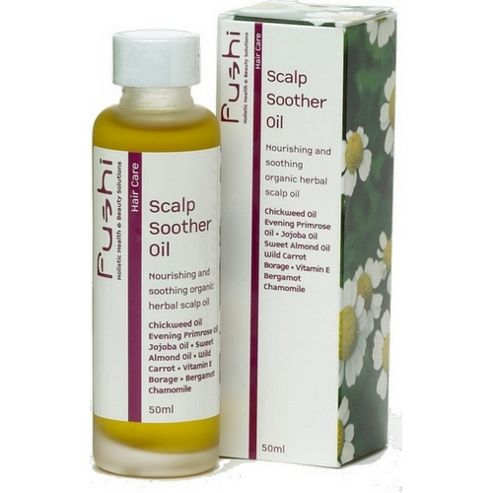 Scalp Soother Oil (50ml Oil)